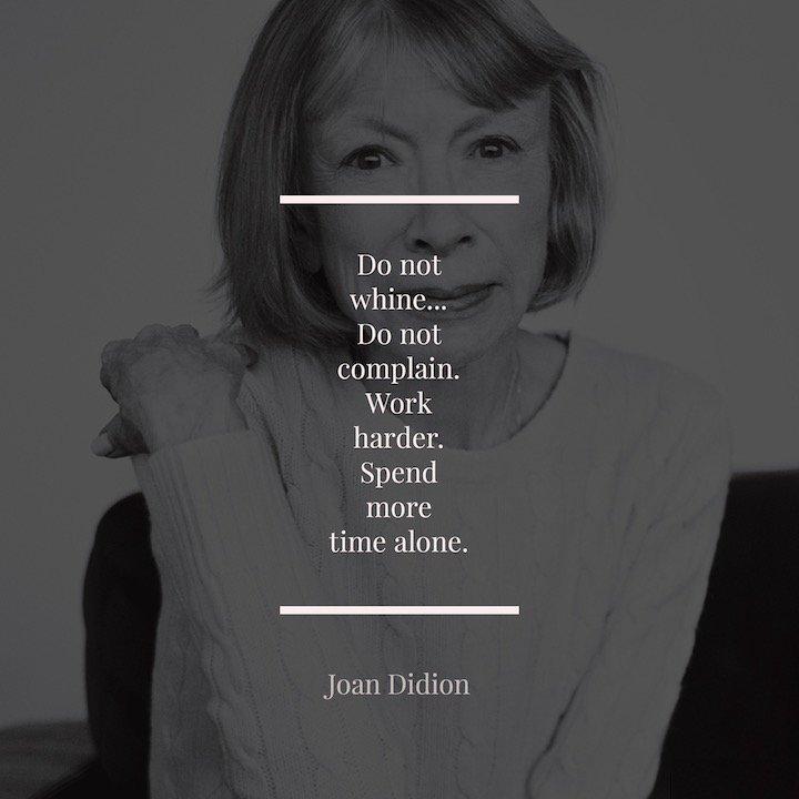 Joan Didion The Center Will Not Hold, Müthiş Bir Belgesel