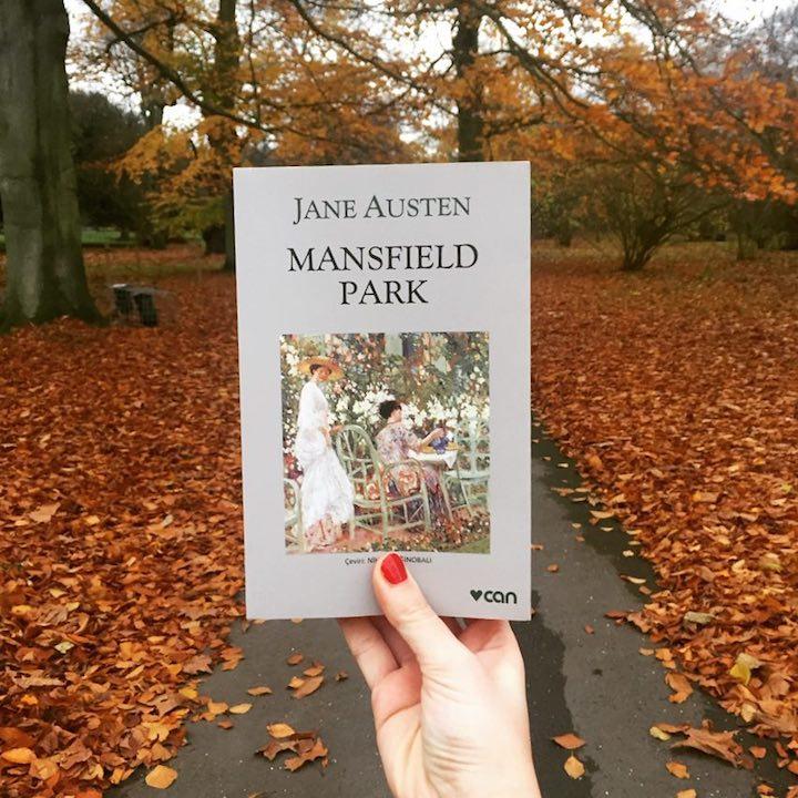 Mansfield Park – Jane Austen