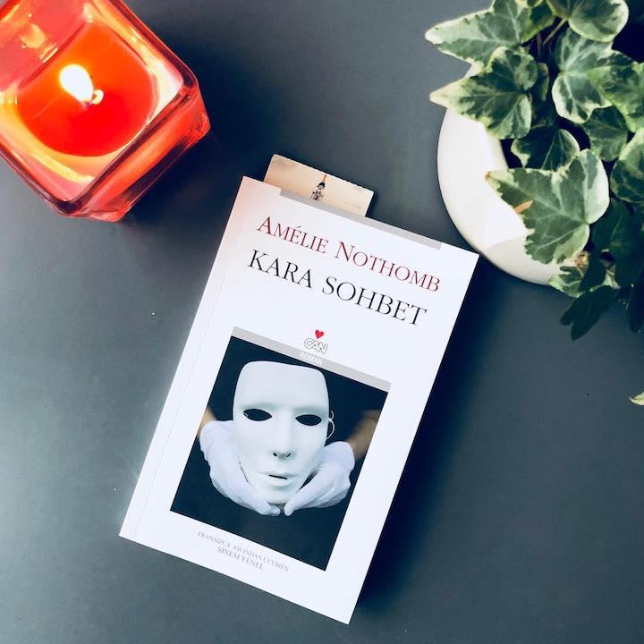Kara Sohbet – Amelie Nothomb