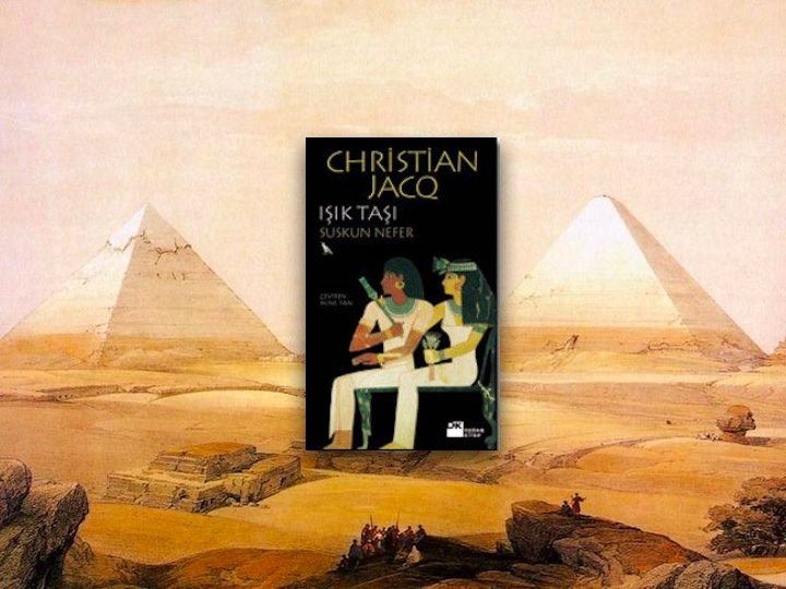 Suskun Nefer, Işık Taşı 1 - Christian Jacq