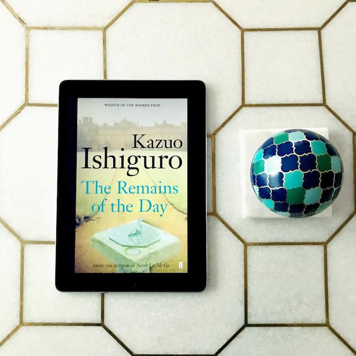 Günden Kalanlar – Kazuo Ishiguro