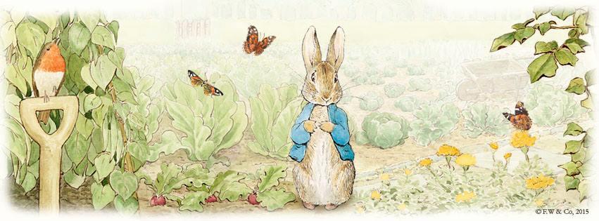 Tavşan Peter'in Masalı - Beatrix Potter
