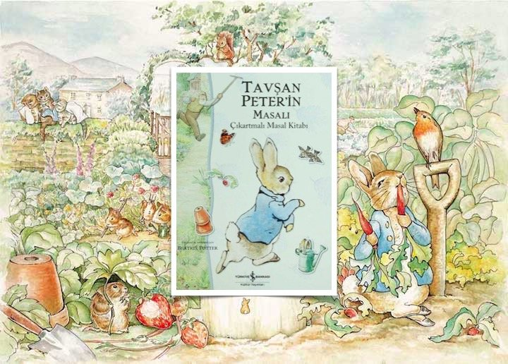 Tavşan Peter'in Masalı - Beatrix Potter