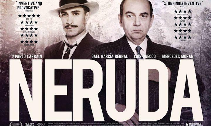 Neruda – Bir Pablo Neruda Filmi