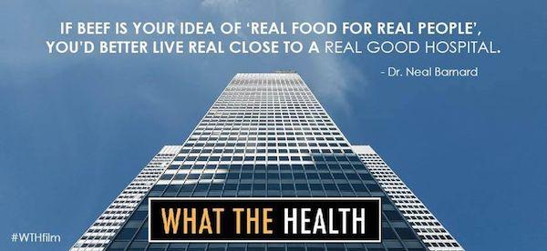 What the Health - Beslenme ve Sağlık Endüstrisi Üzerine