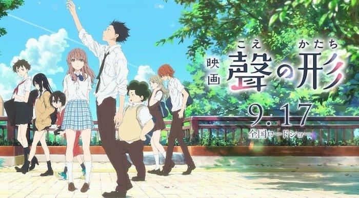 A Silent Voice - Müthiş Bir Anime