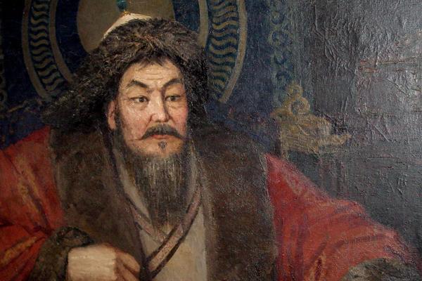 Cengiz Han - M. Turhan Han