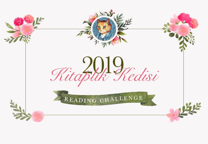 Kitaplık Kedisi Reading Challenge 2019!
