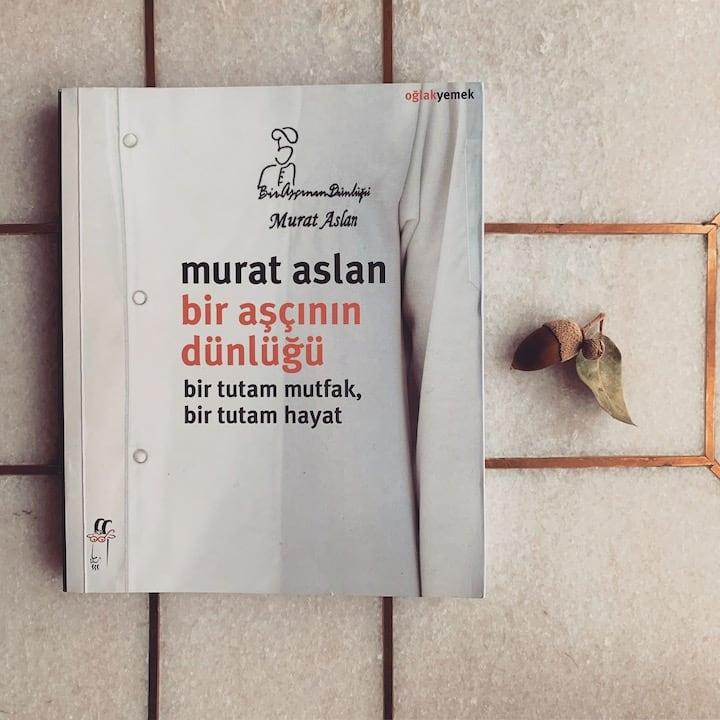 Bir Aşçının Dünlüğü – Murat Aslan
