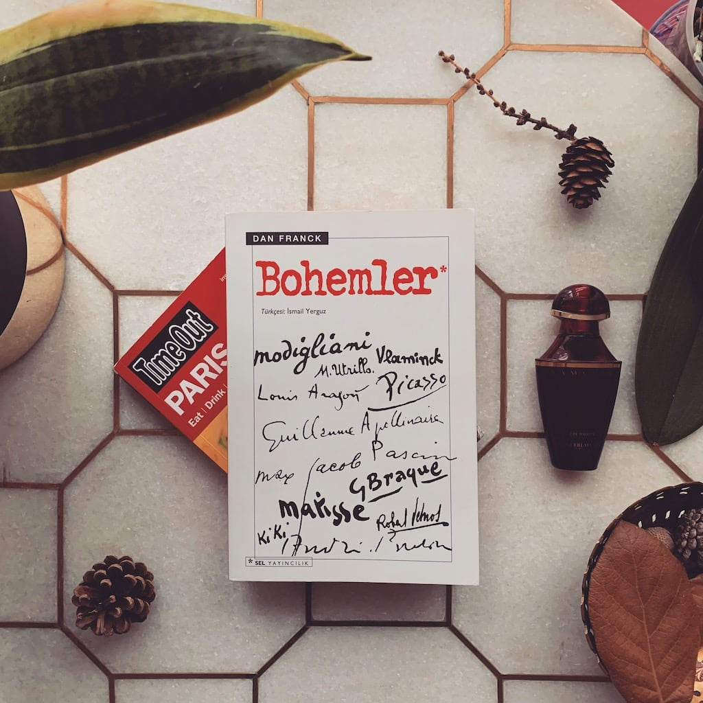 Bohemler - Dan Franck
