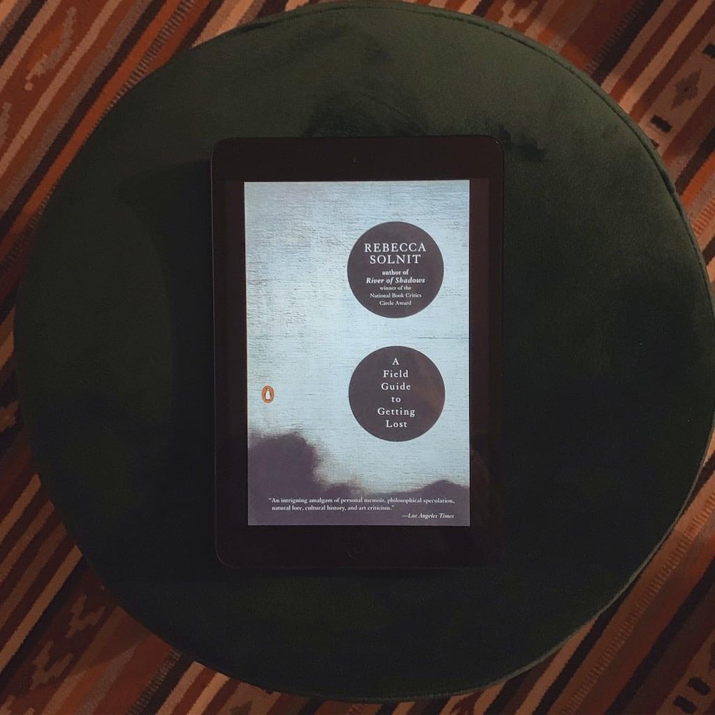 Kaybolma Kılavuzu – Rebecca Solnit