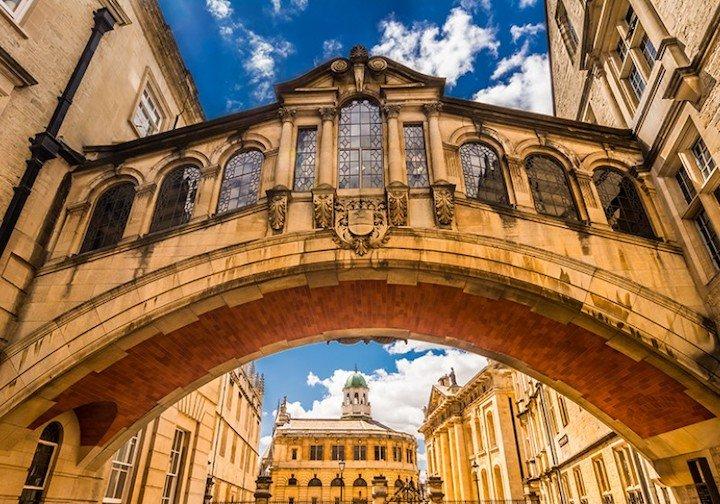 Oxford, Görülecekler ve Yapılacaklar
