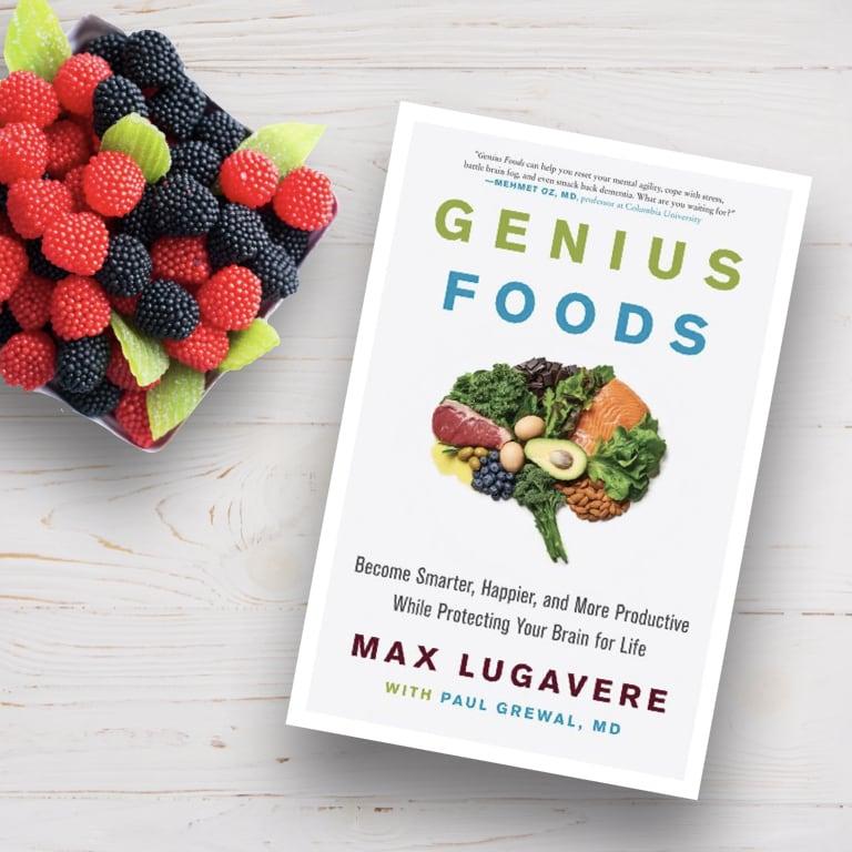 Genius Foods – Max Lugavere