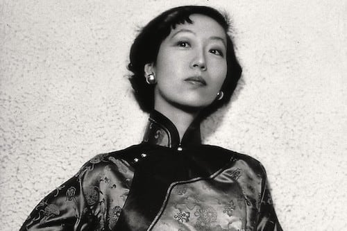 Love in a Fallen City - Eileen Chang
