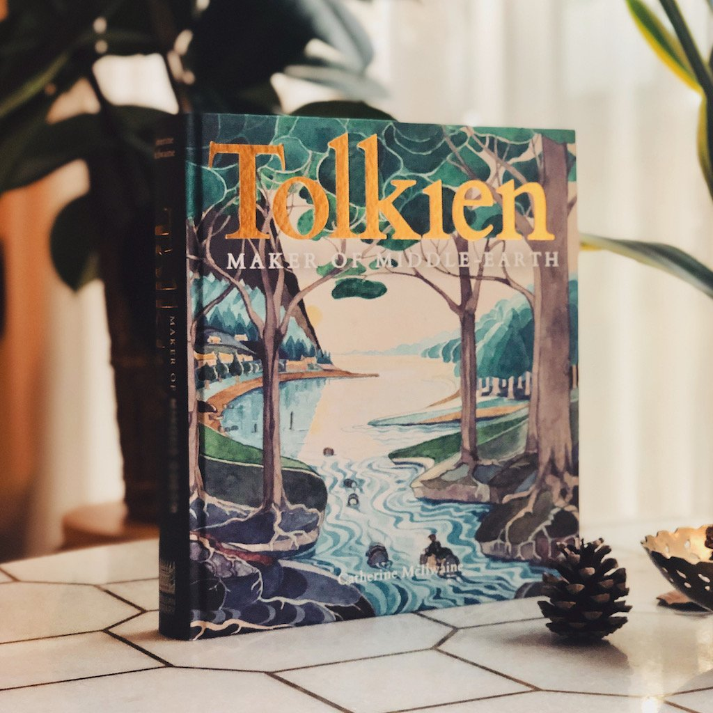 Tolkien: Maker of Middle-earth – Catherine McIlwaine