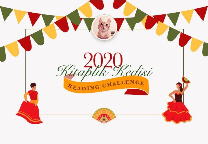 Kitaplık Kedisi Reading Challenge 2020!