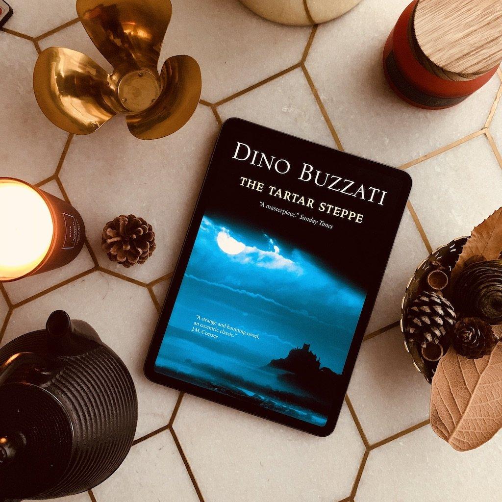 Tatar Çölü – Dino Buzzati