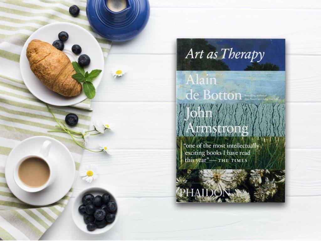 Terapi Olarak Sanat - Alain De Botton , John Armstrong