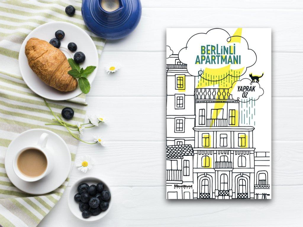 Berlinli Apartmanı - Yaprak Öz