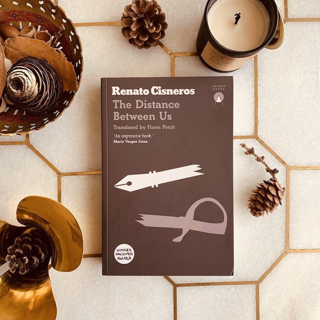 The Distance Between Us – Renato Cisneros