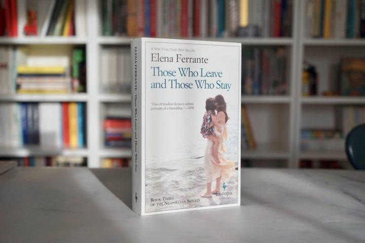 Terk Edenler ve Kalanlar - Elena Ferrante