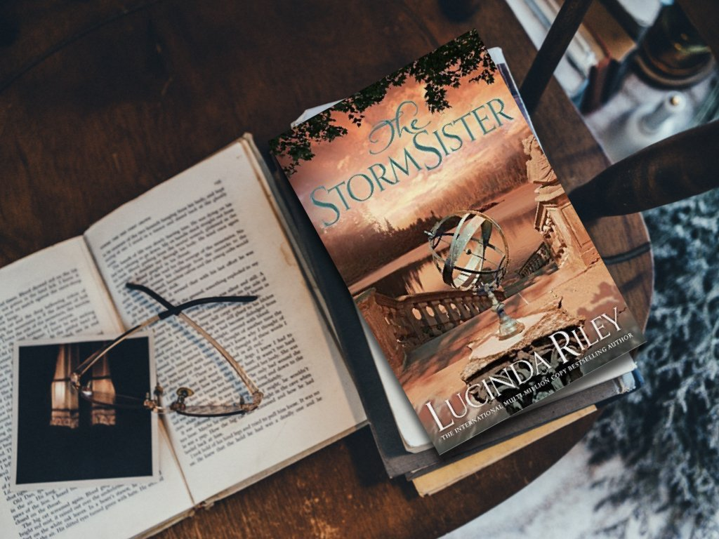 The Storm Sister – Lucinda Riley