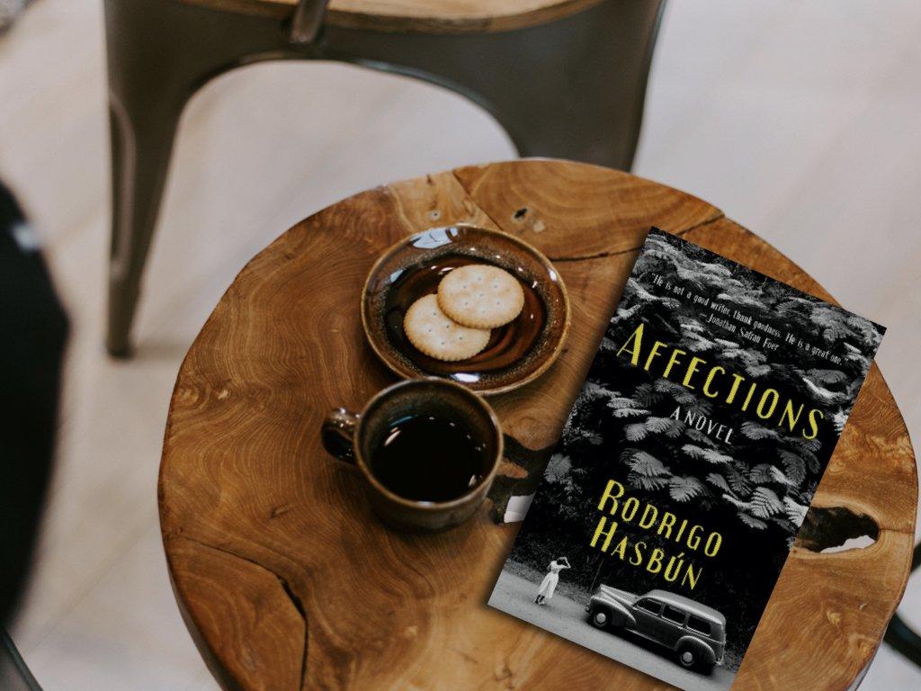 Affections – Rodrigo Hasbun
