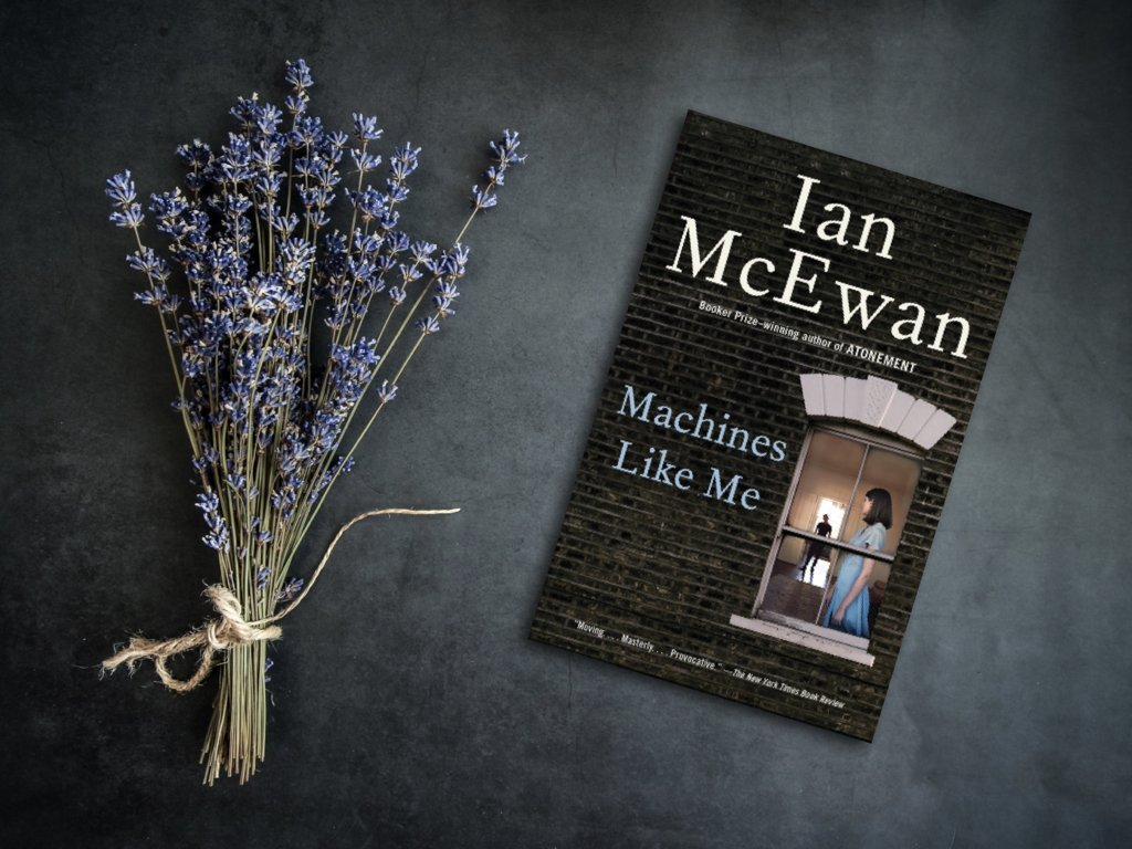 Benim Gibi Makineler – Ian McEwan