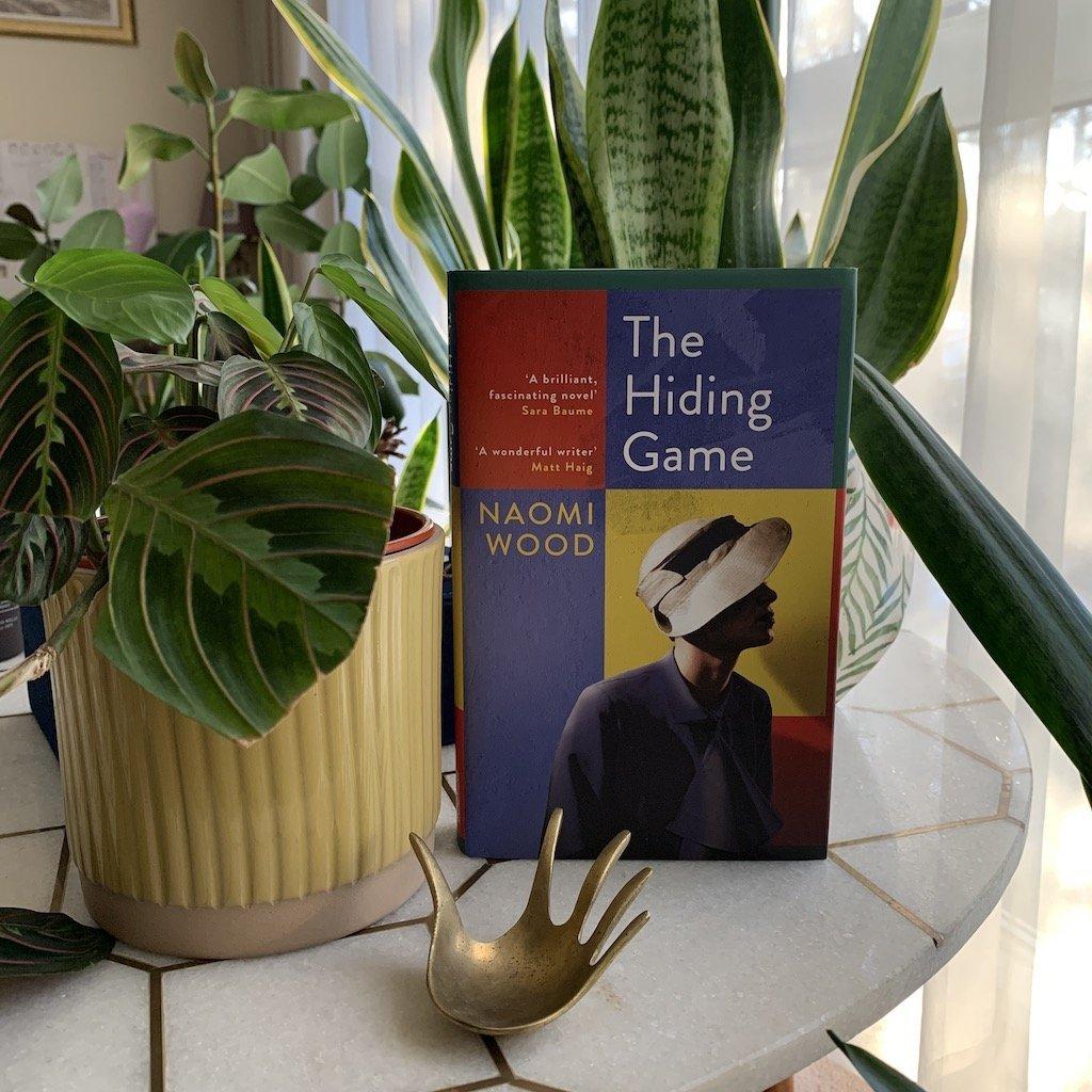 The Hiding Game - Naomi Wood