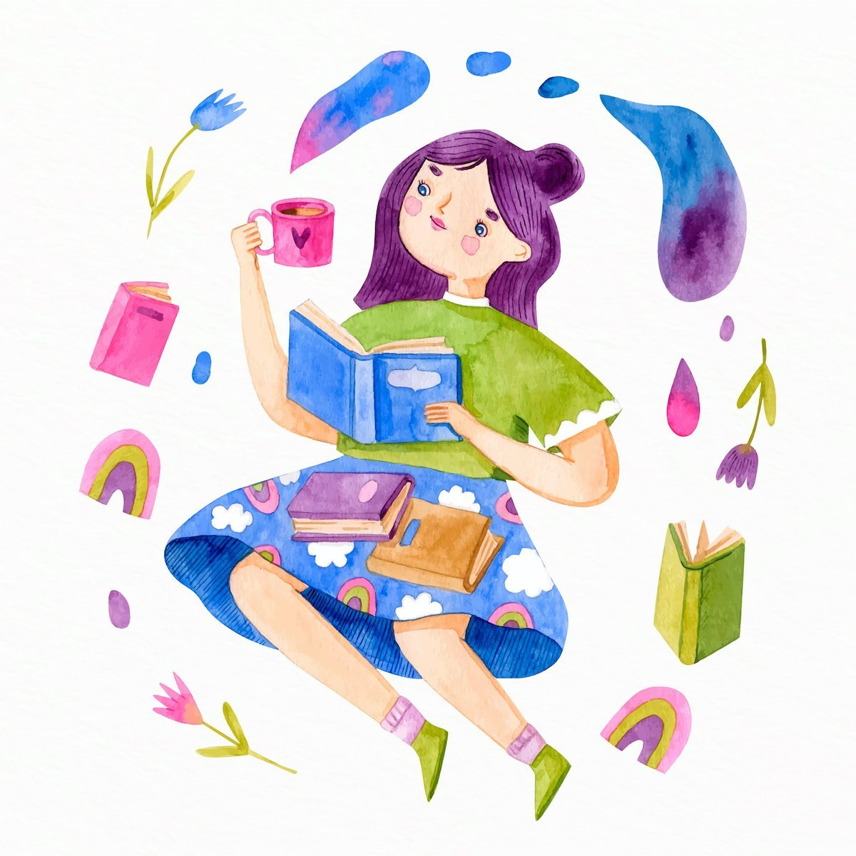 Çocuk Kitapları Okumak için 3 Büyülü Sebep