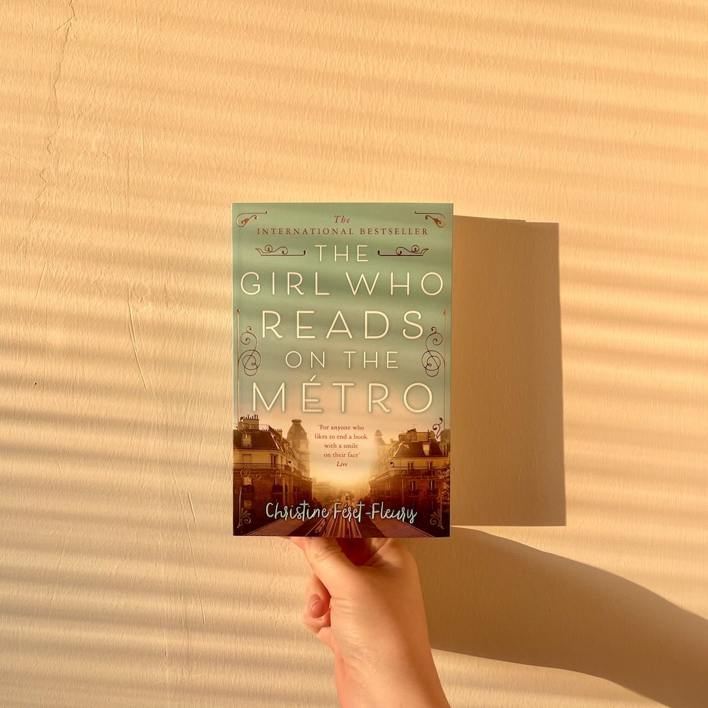 The Girl Who Reads on the Metro – Christine Féret-Fleury