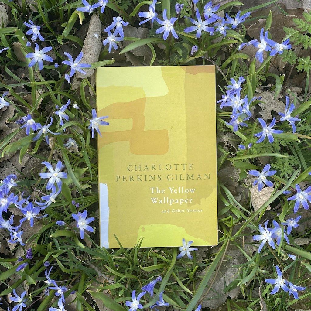 Sarı Duvar Kağıdı - Charlotte Perkins Gilman