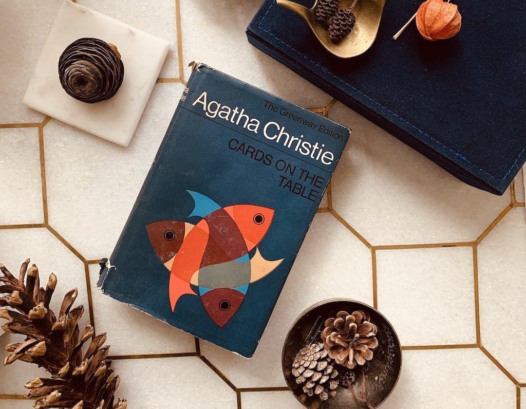 Briç Masasında Cinayet - Agatha Christie