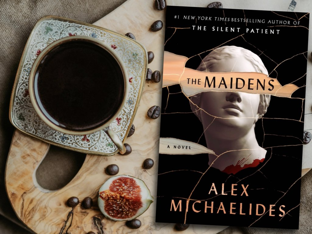 The Maidens – Alex Michaelides