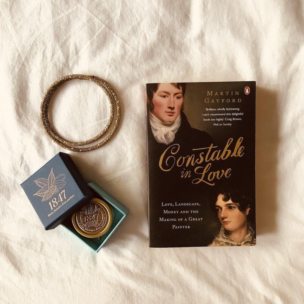Constable In Love – Martin Gayford