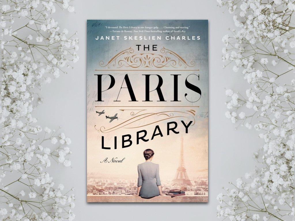 Paris Kütüphanesi - Janet Skeslien Charles
