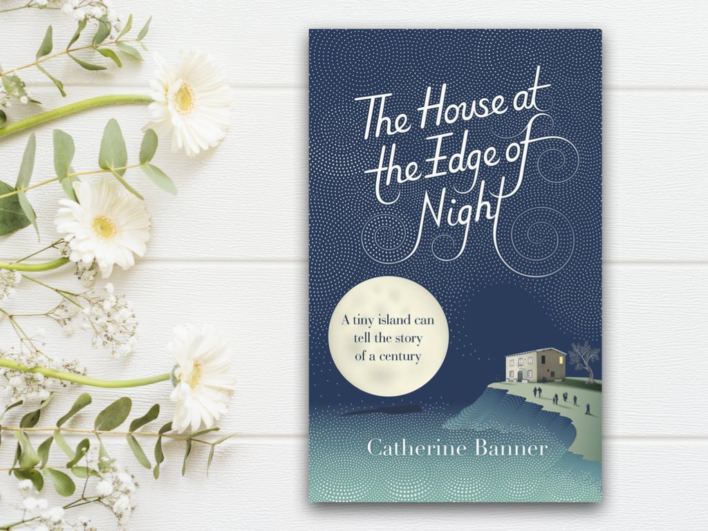 The House at the Edge of Night - Catherine Banner