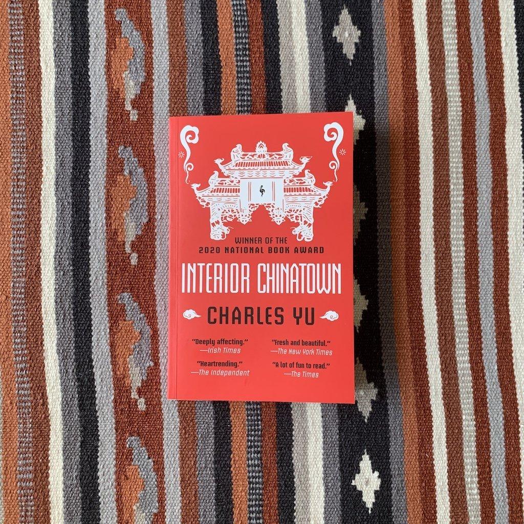 Interior Chinatown – Charles Yu
