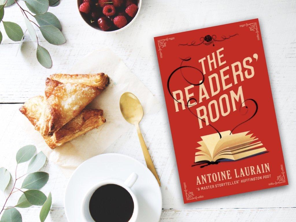 The Readers Room –  Antoine Laurain