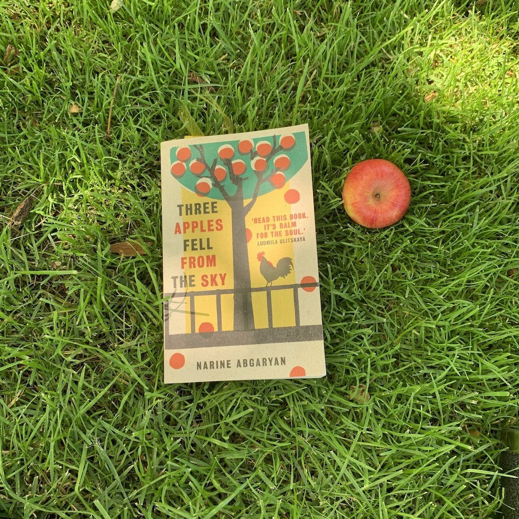 Three Apples Fell from the Sky – Narine Abgaryan