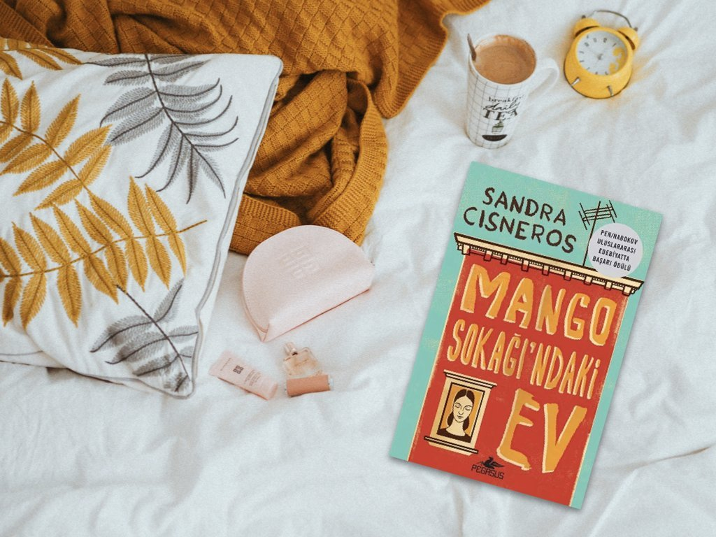 Mango Sokağı'ndaki Ev - Sandra Cisneros