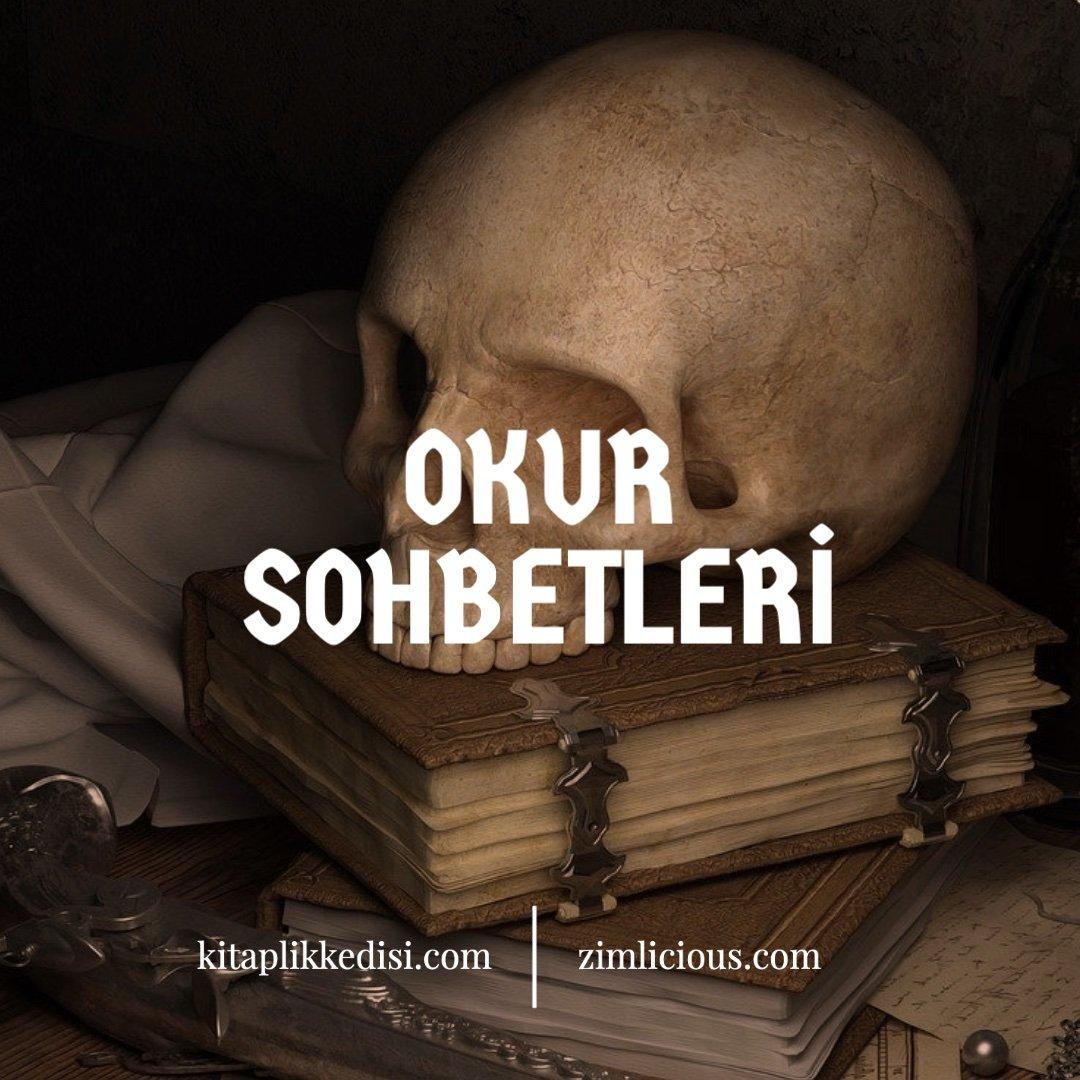 Okur Sohbetleri Podcasti - Elif ve Simay Sunar!