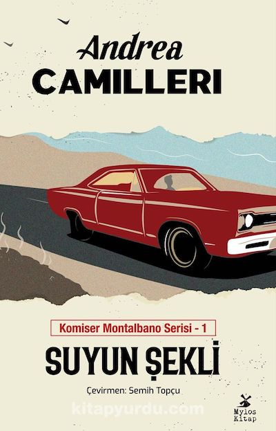 Suyun Şekli Komiser Montalbano Serisi 1 - Andrea Camilleri